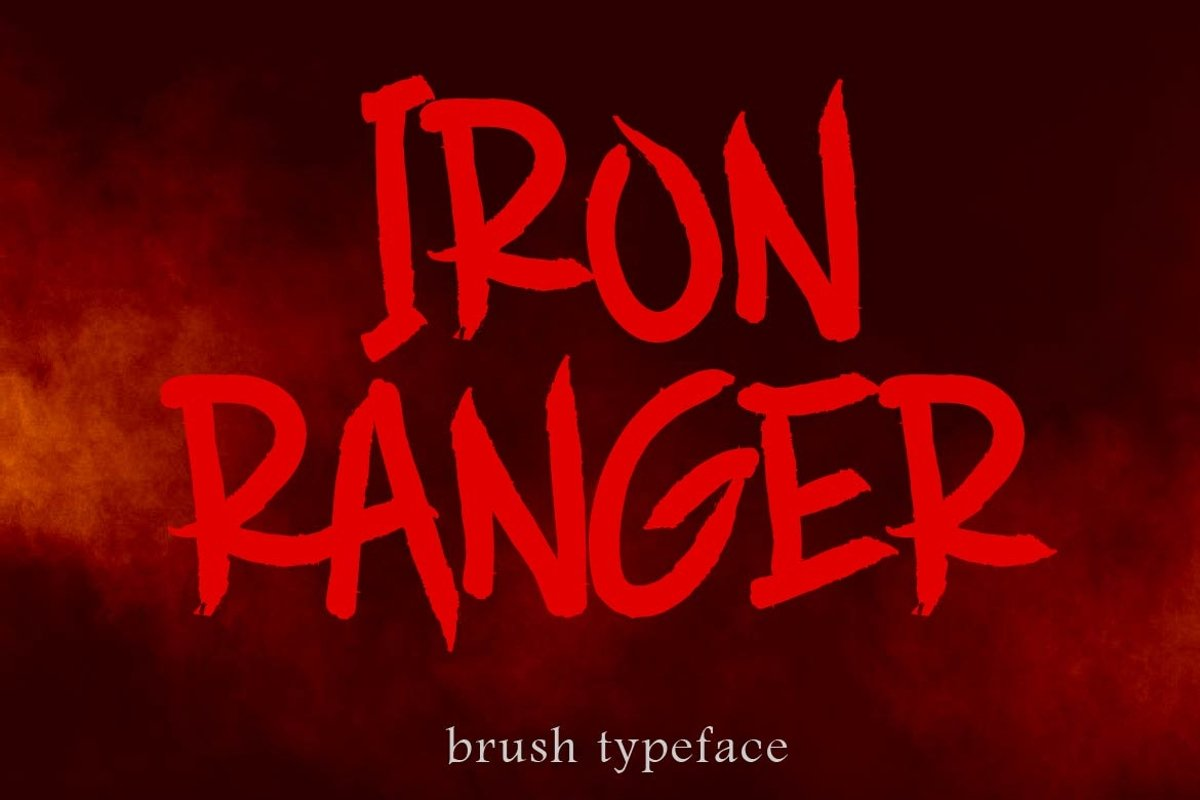 IRON RANGER example image 1