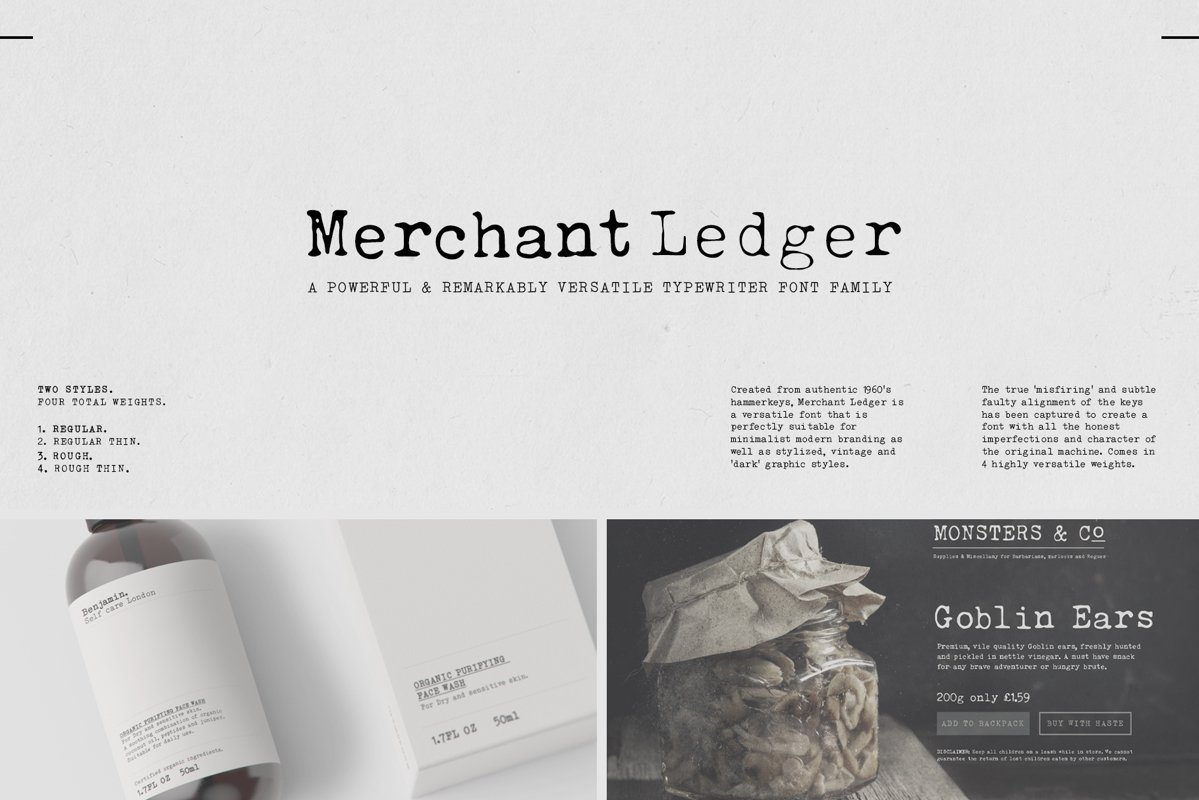 Merchant Ledger example image 1