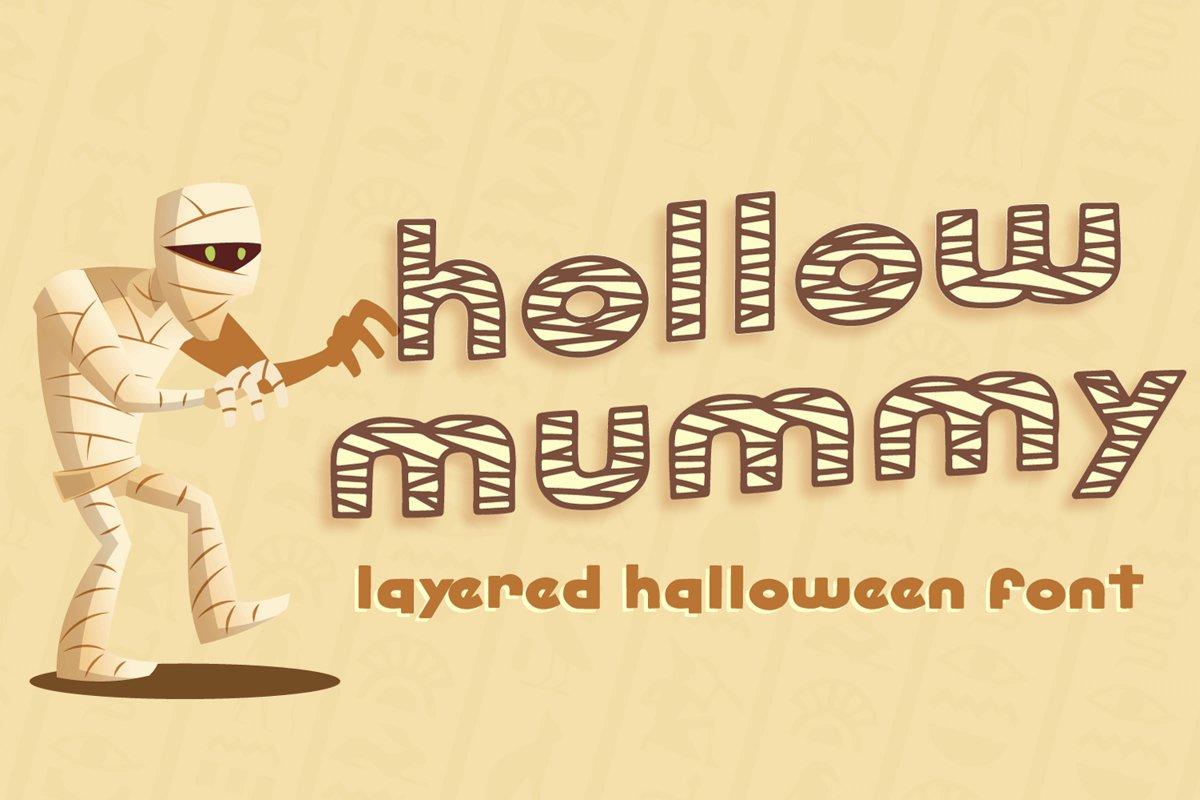 Hollow Mummy example image 1