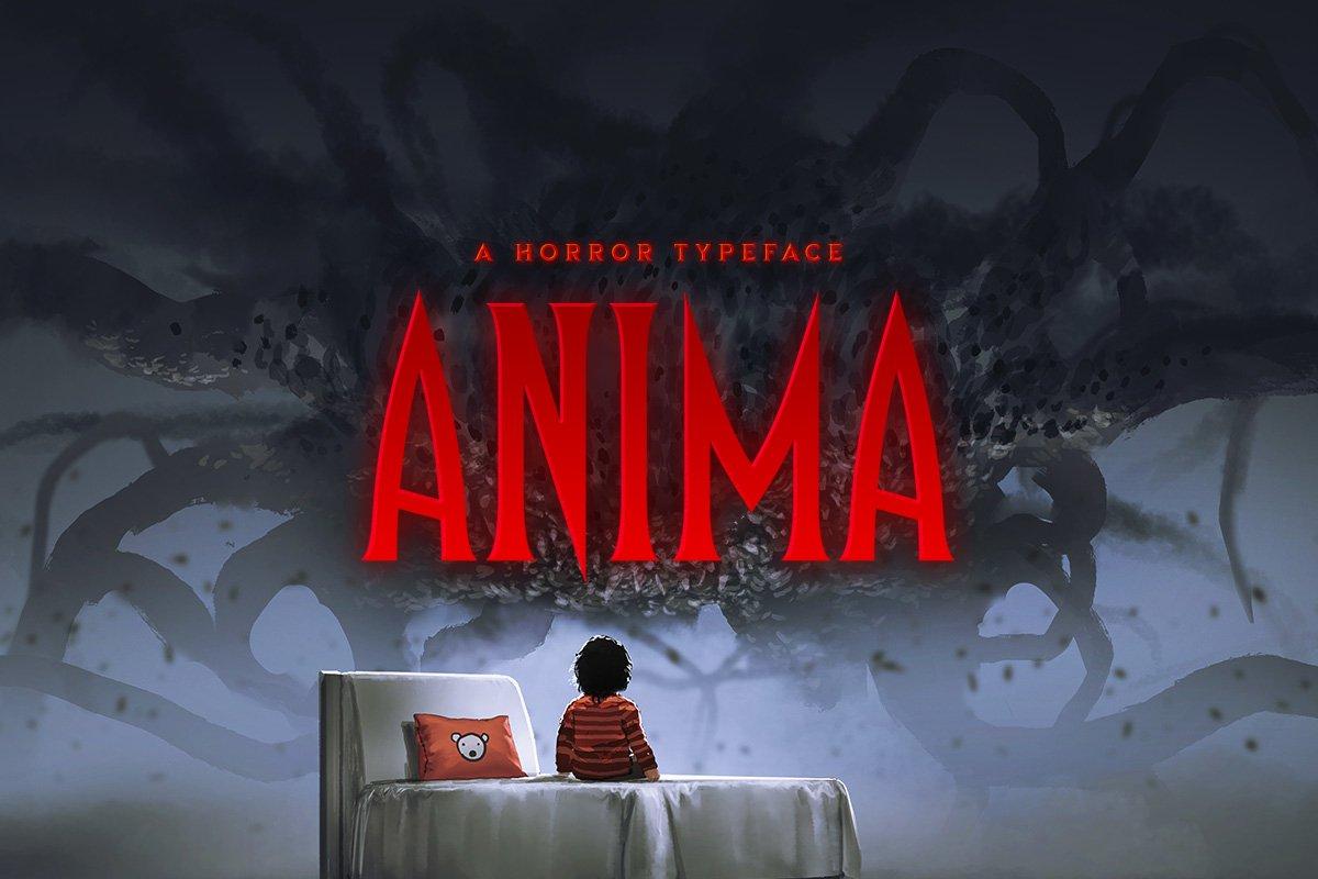 Anima Typeface example image 1