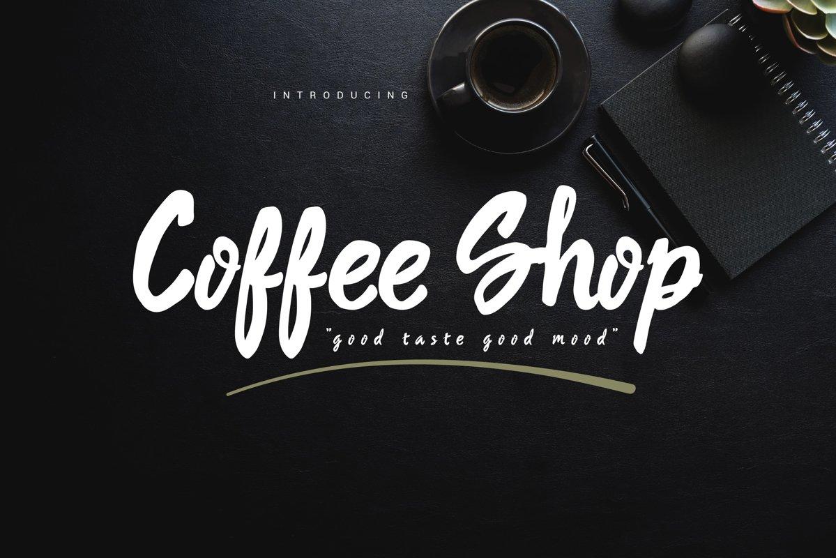 CoffeeShop example image 1