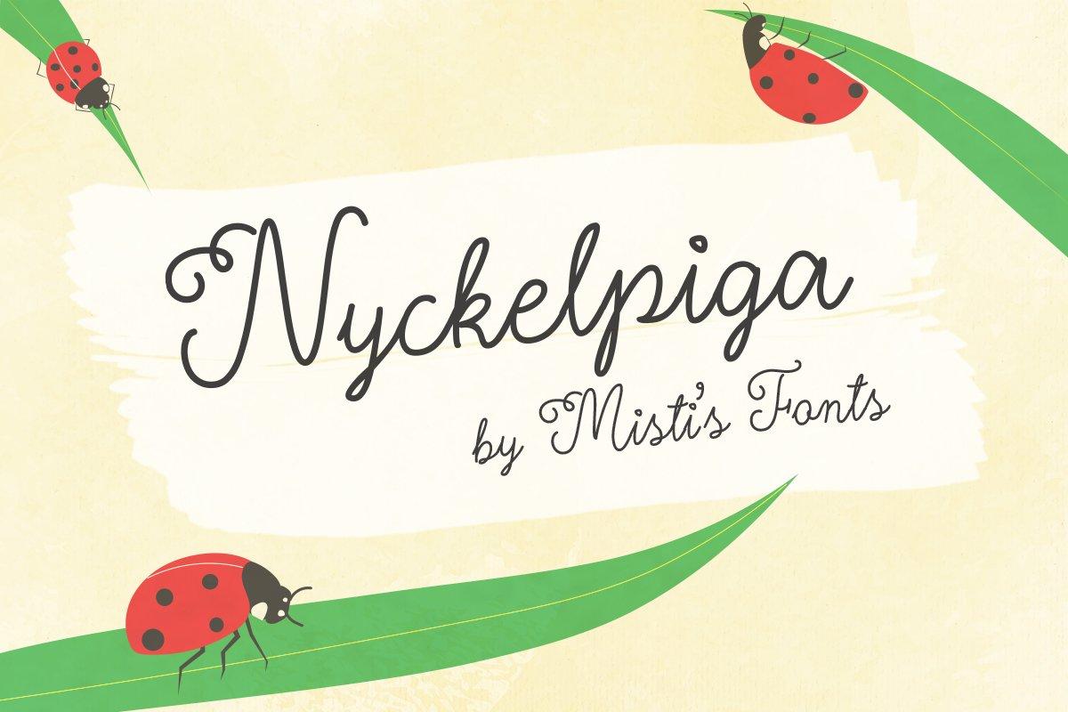 Nyckelpiga example image 1
