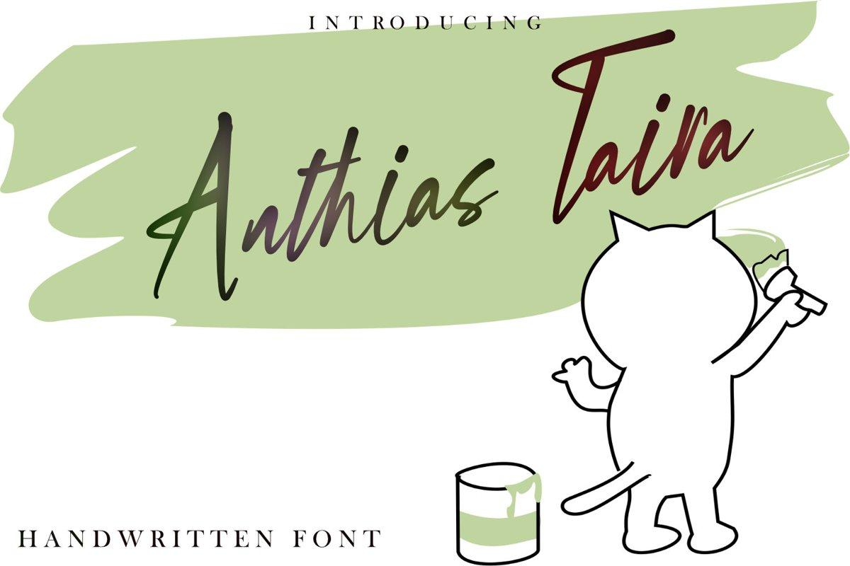 Anthias Taira example image 1