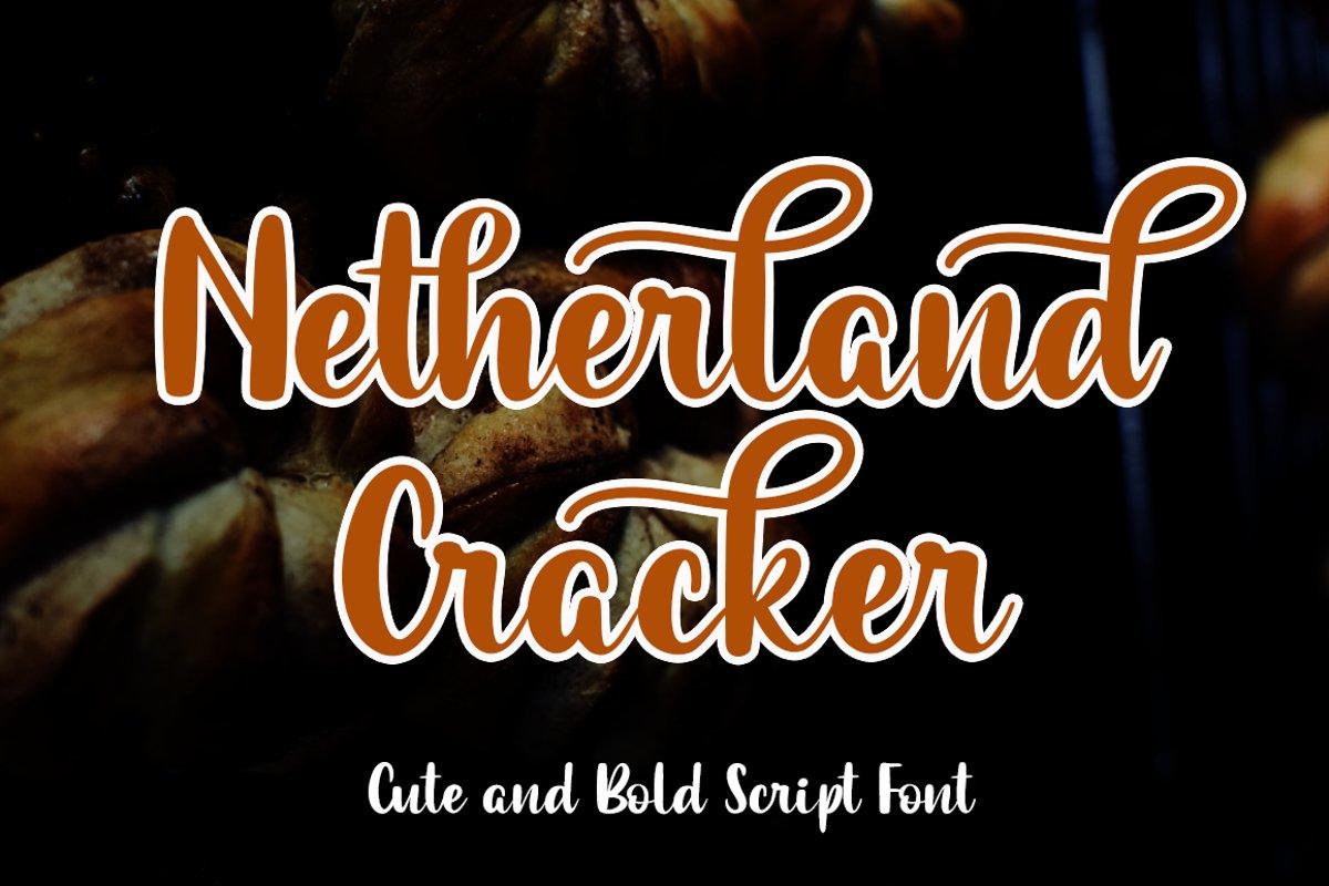Netherland Cracker example image 1