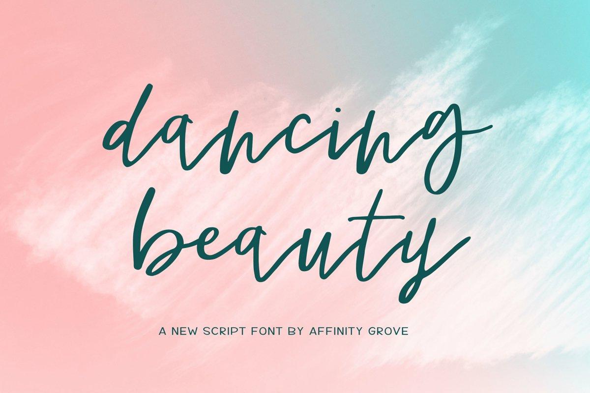 Dancing Beauty example image 1