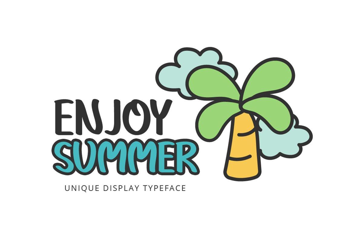 Enjoy Summer example image 1