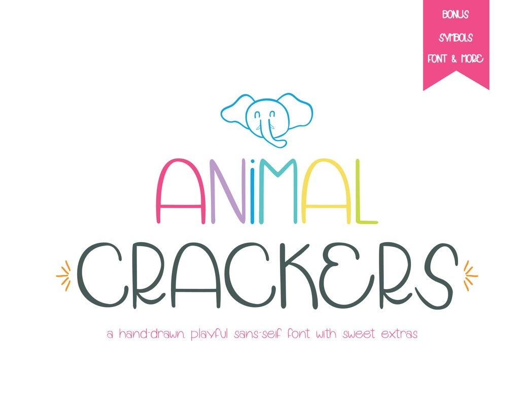 Animal Crackers example image 1