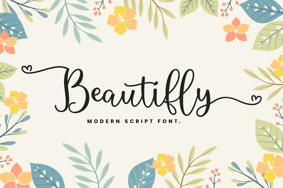 Beautifly Script example image 1
