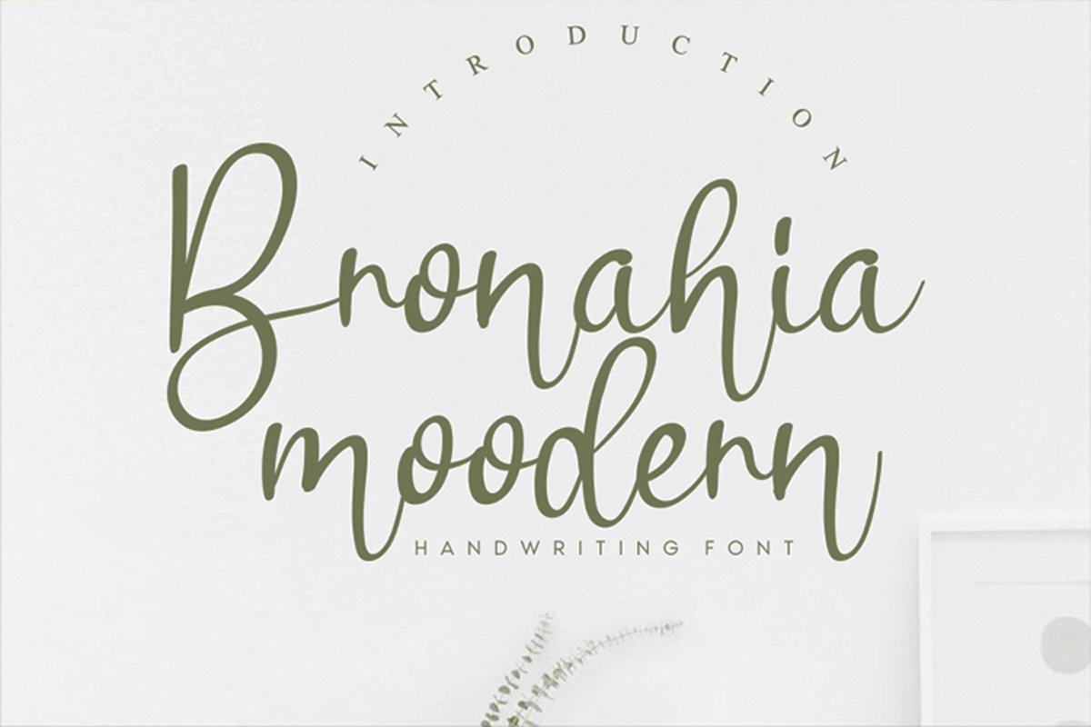 Bronahia example image 1
