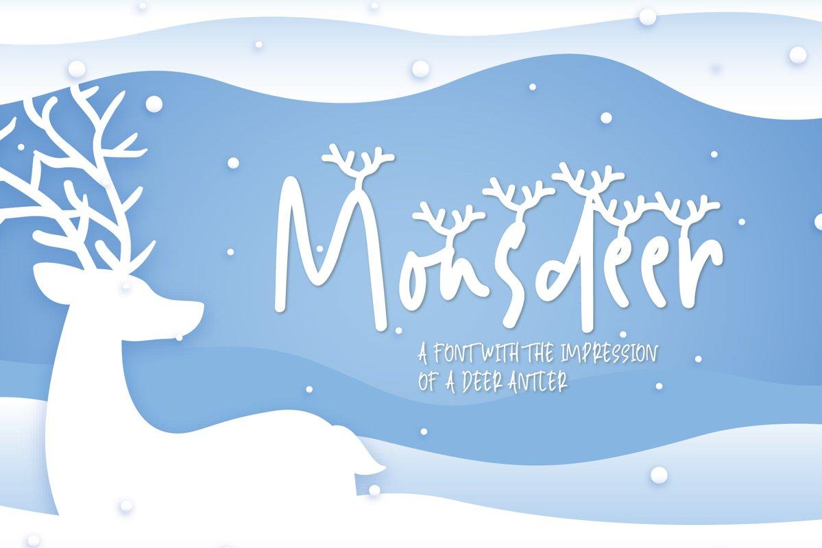 Monsdeer example image 1