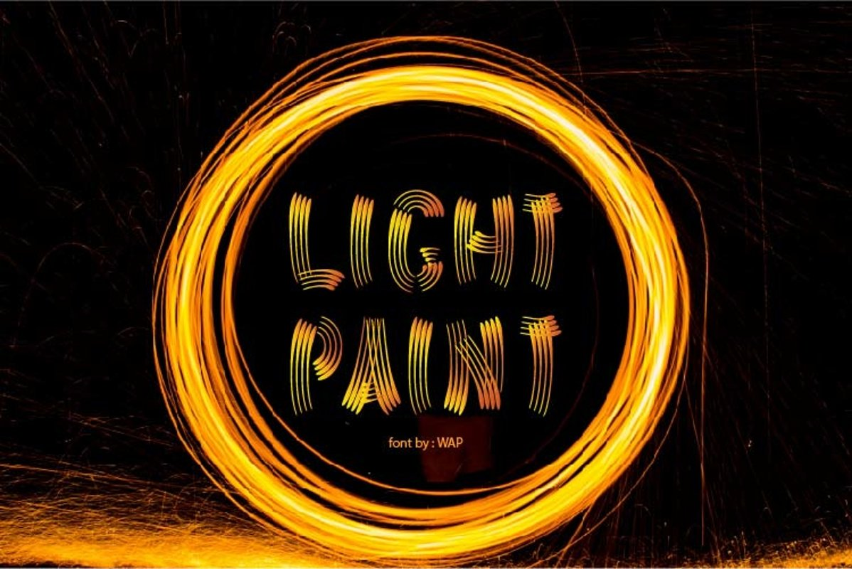 Light Paint example image 1