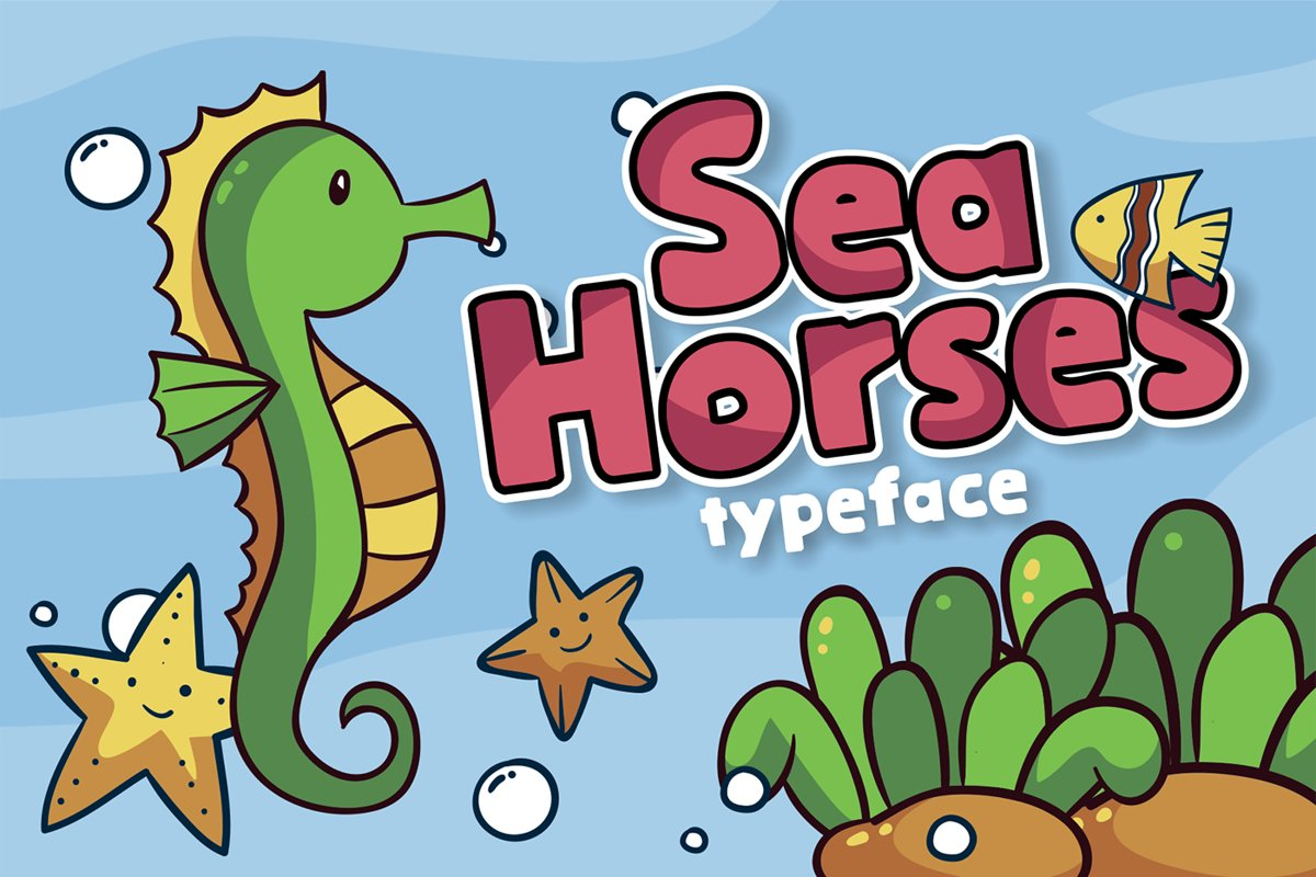 Sea Horses example image 1