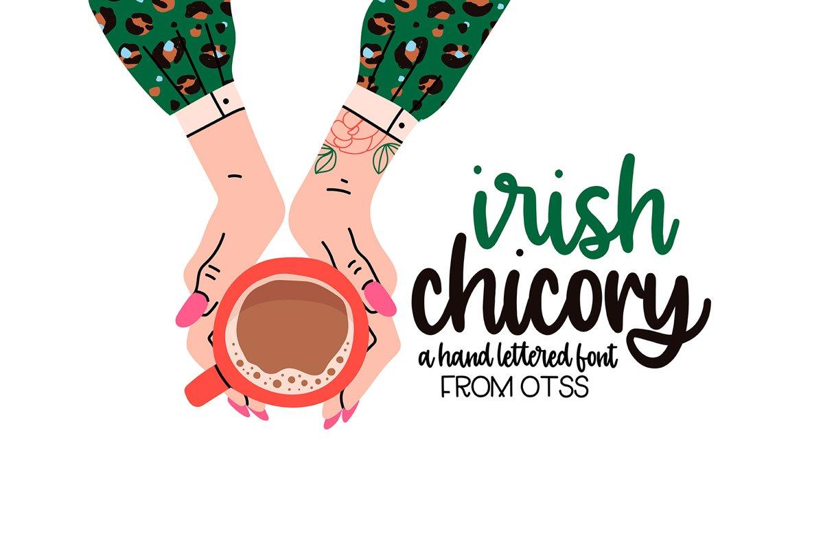 Irish Chicory example image 1