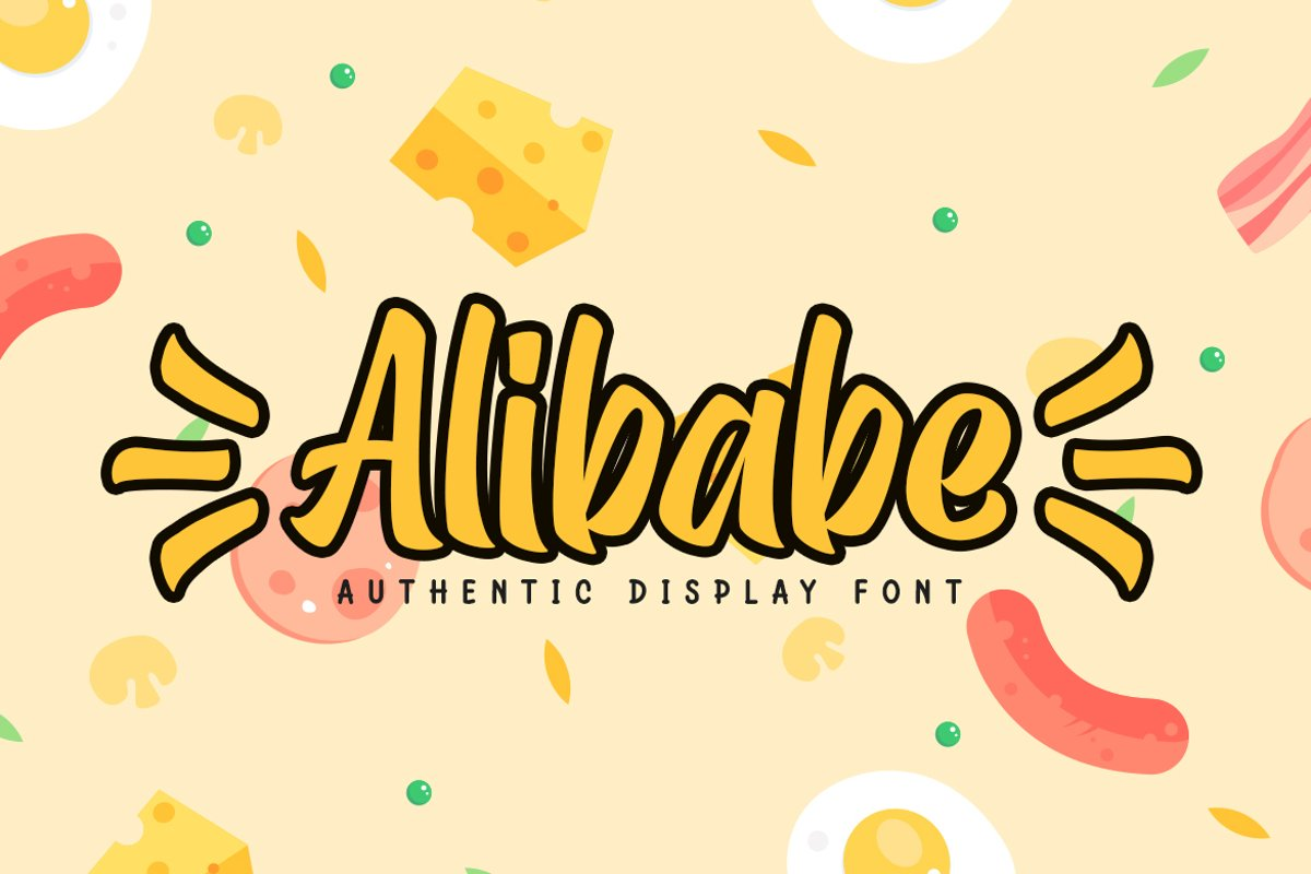 Alibabe example image 1