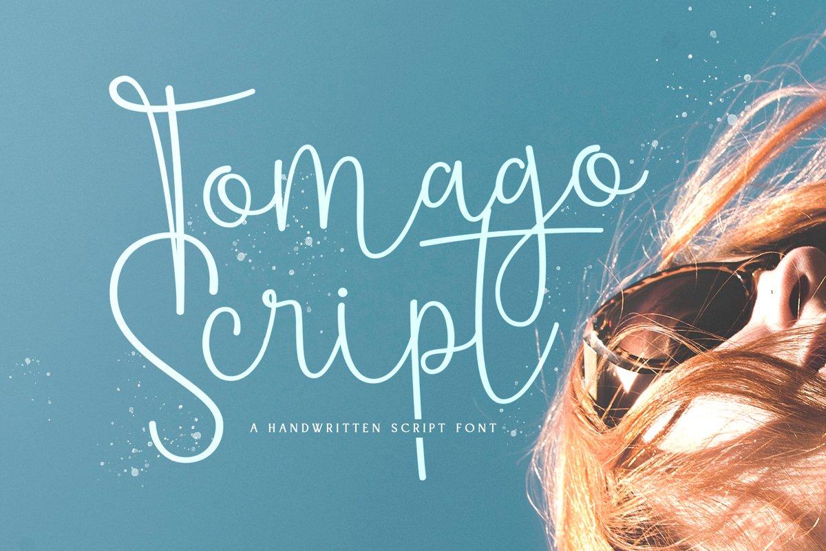 Tomago Script example image 1