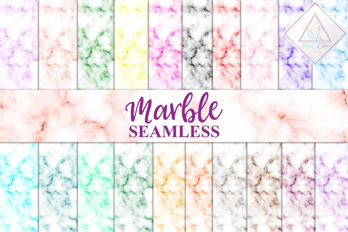 Marble Digital Paper example image 1