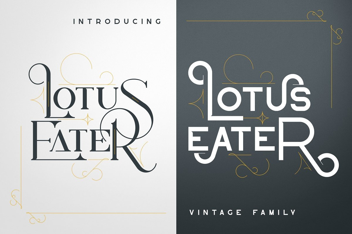 Lotus Eater - Vintage Family example image 1