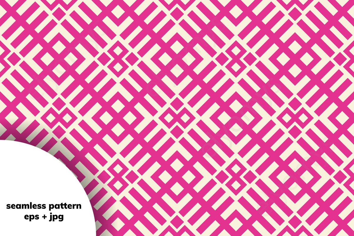 Seamless pattern example image 1