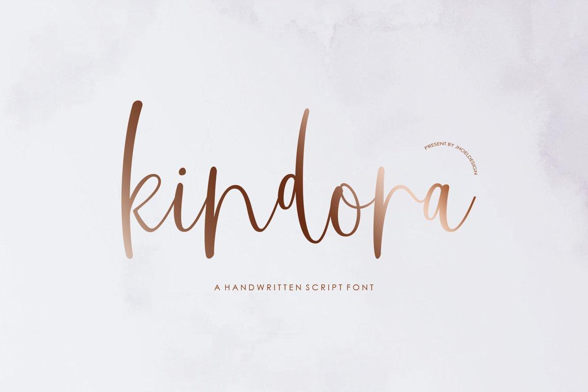 Kindora example image 1