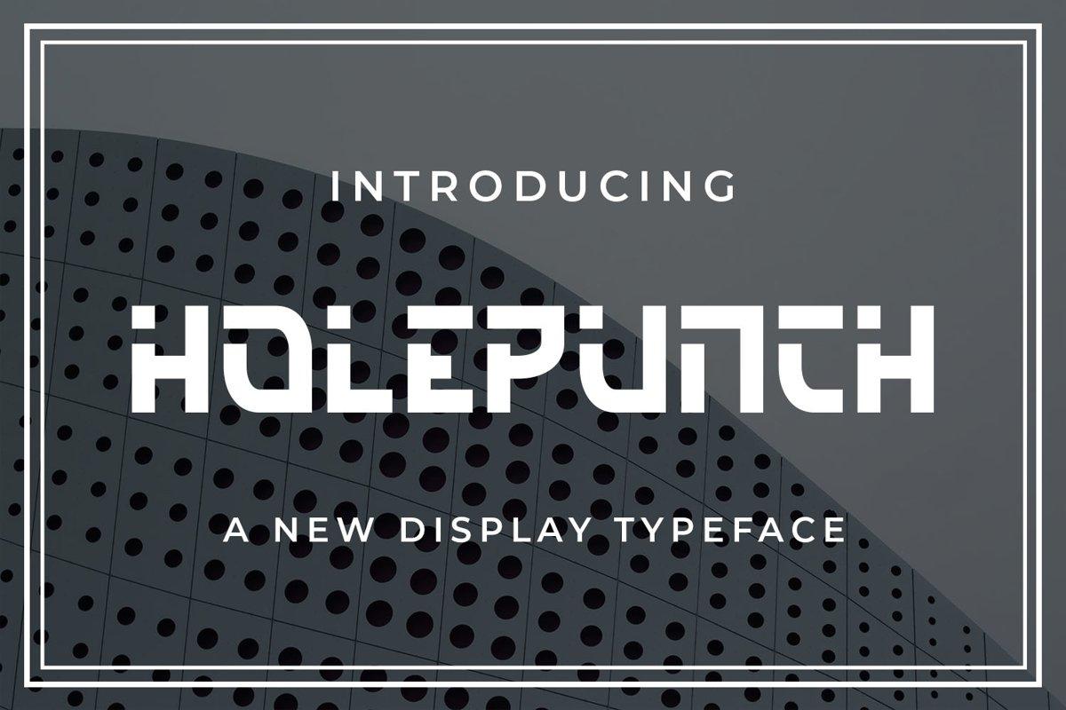 Hole Punch example image 1