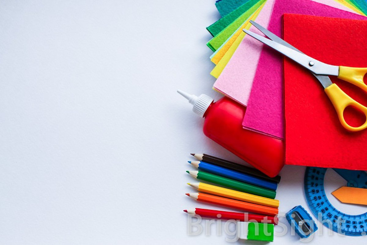 Stationery for school and creativity - 3 example image 1