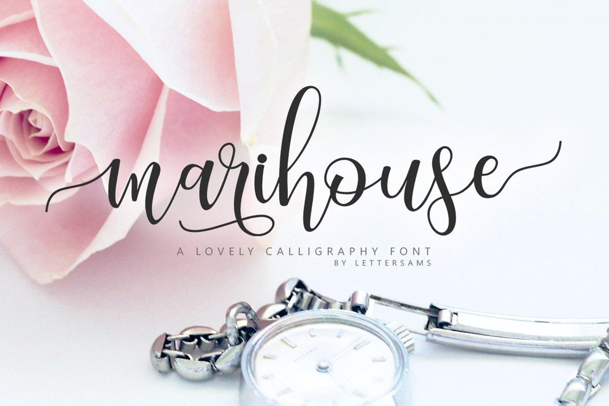 Marihouse Script example image 1