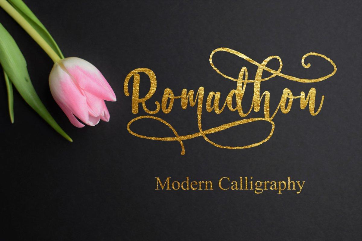 Romadhon example image 1