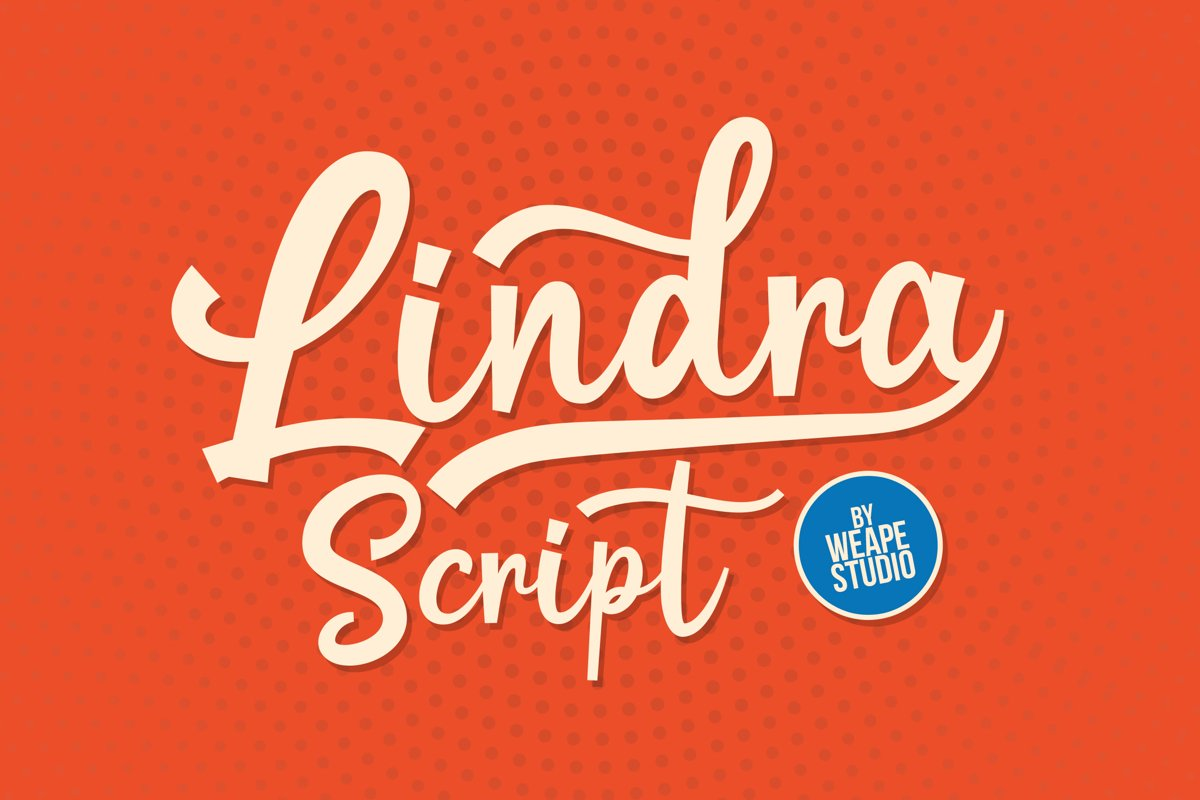 Lindra Script example image 1