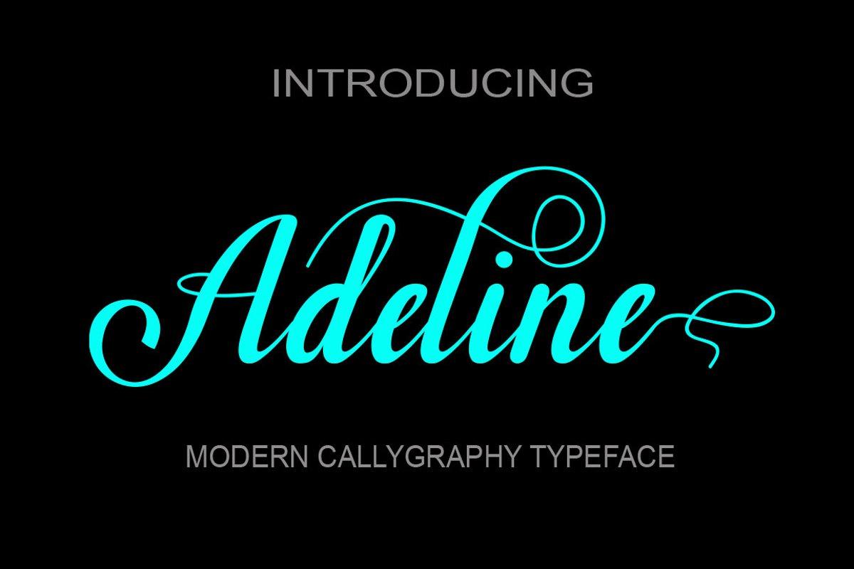 Adeline example image 1