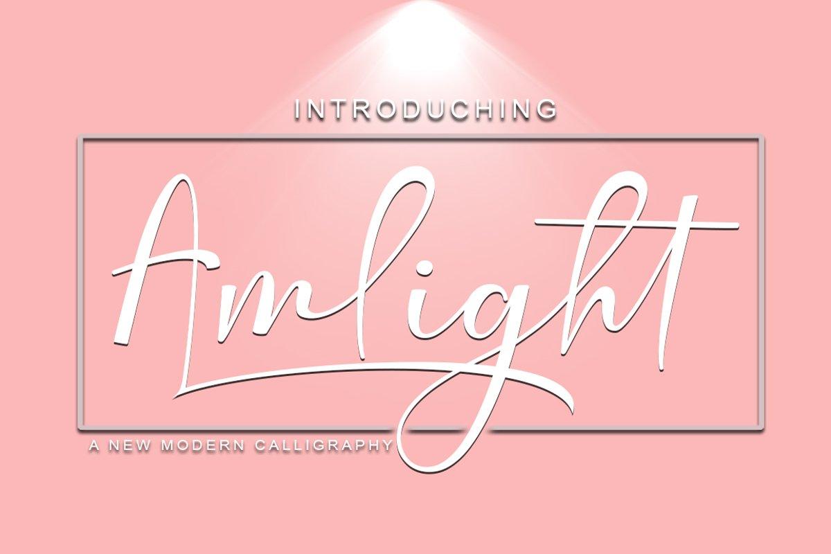 Amlight example image 1