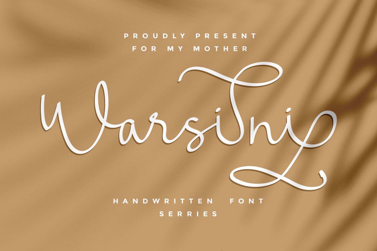 Warsini example image 1