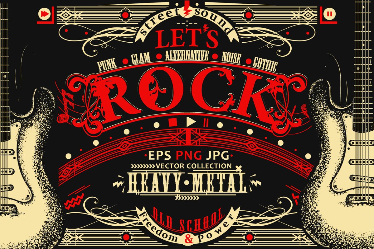 Let's Rock example image 1