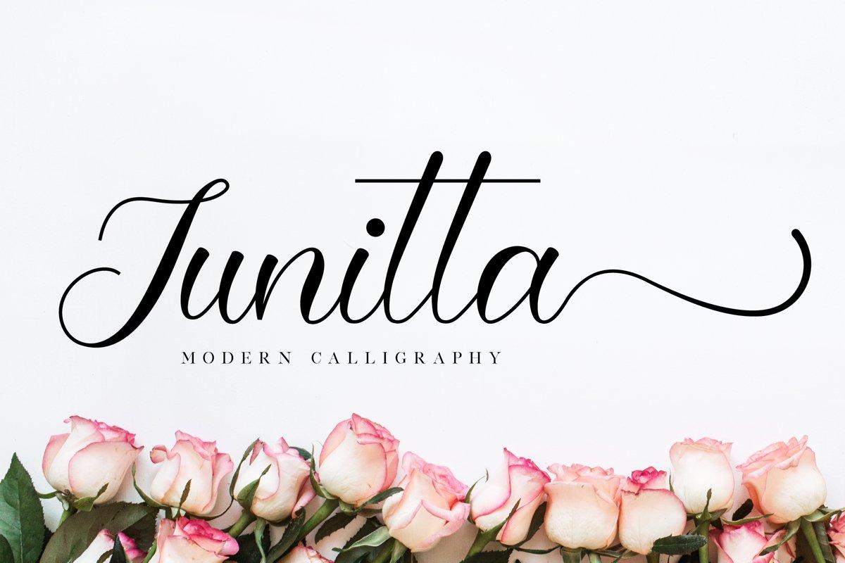 Junitta Script example image 1
