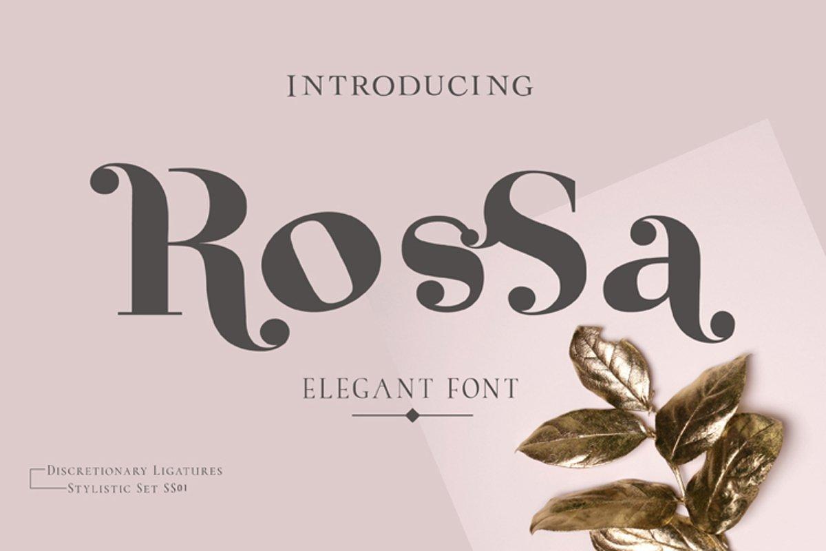 Rossa example image 1