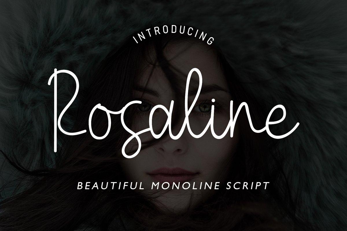 Rosaline example image 1