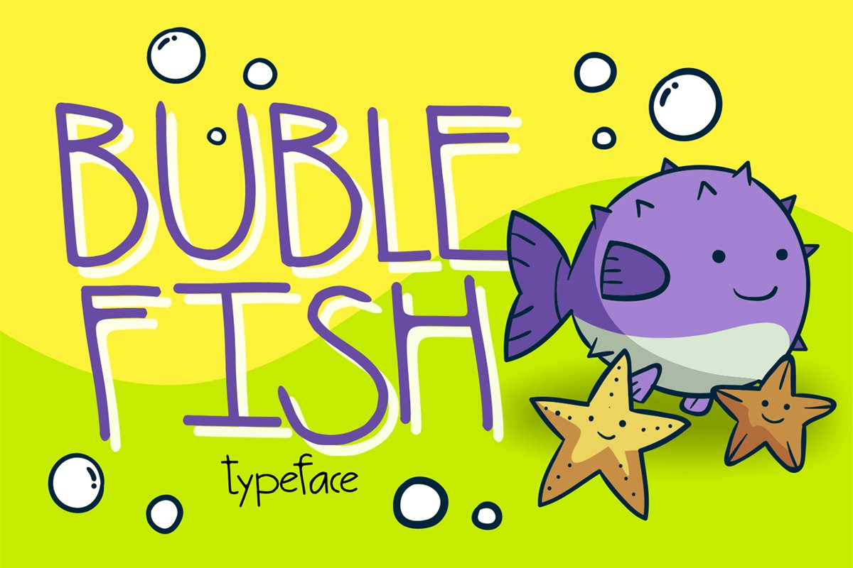 Bubble Fish example image 1