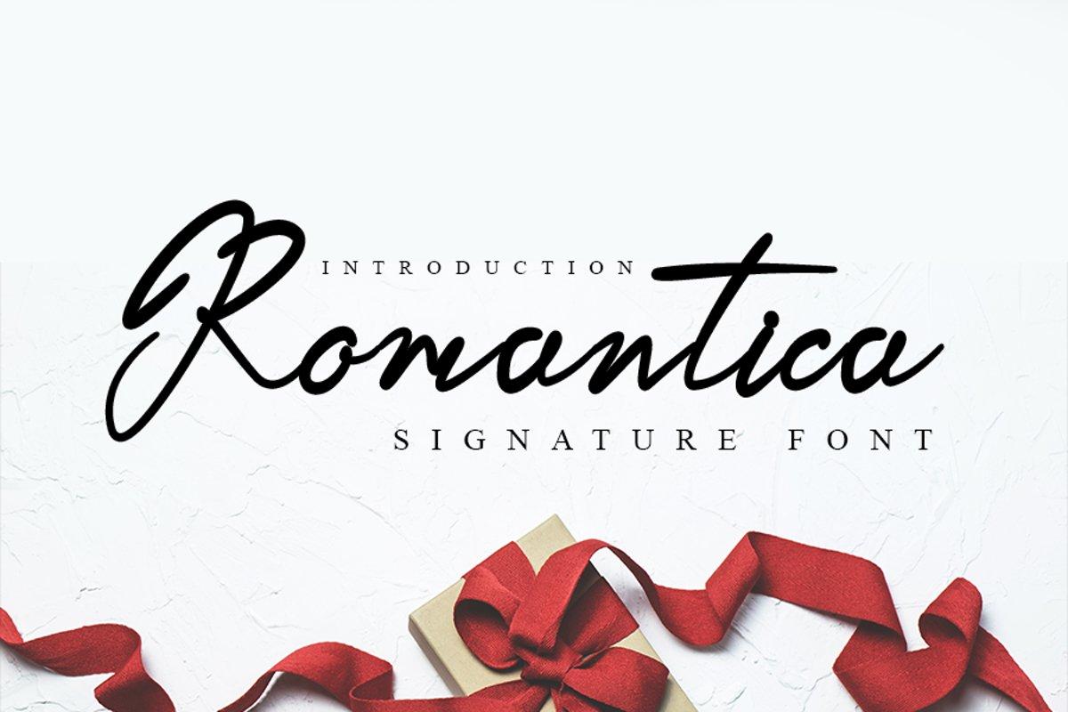 Romantica example image 1