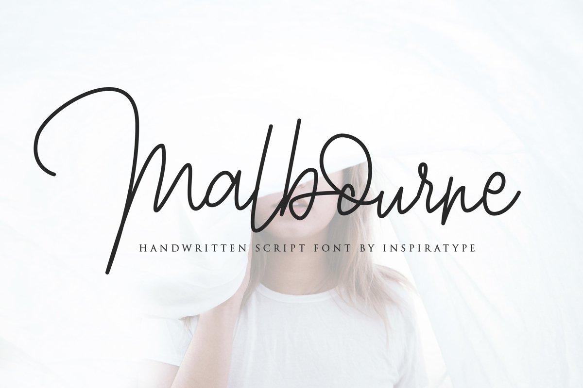 Malbourne example image 1