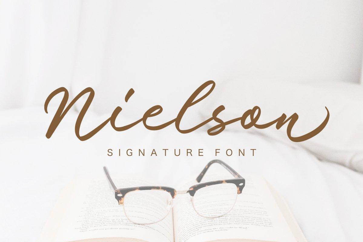 Nielson - Signature Script example image 1