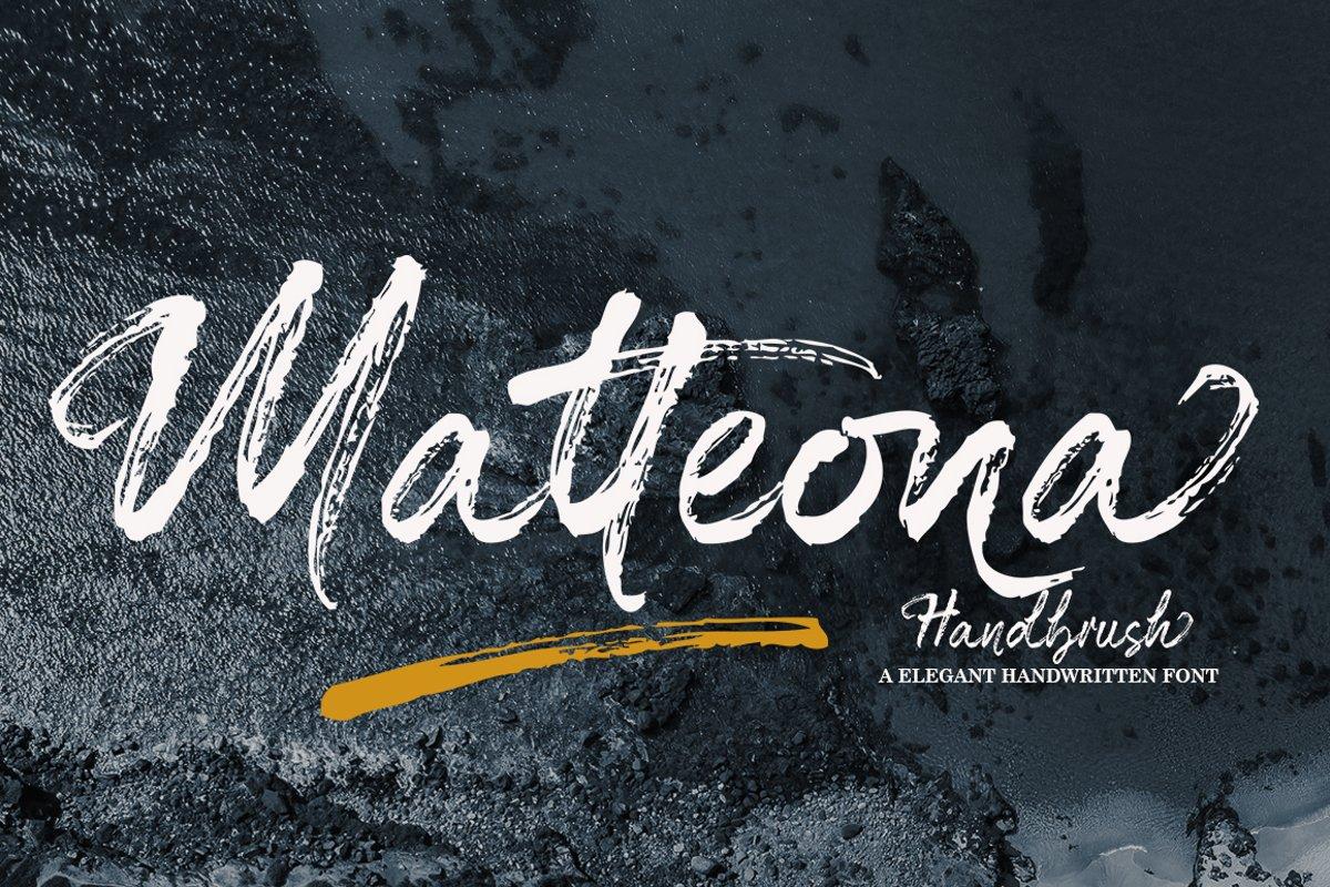 Matteona example image 1