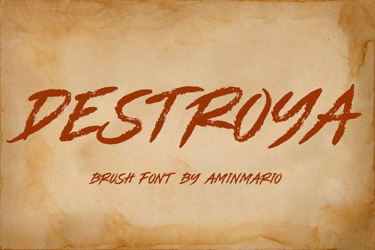 DESTROYA example image 1