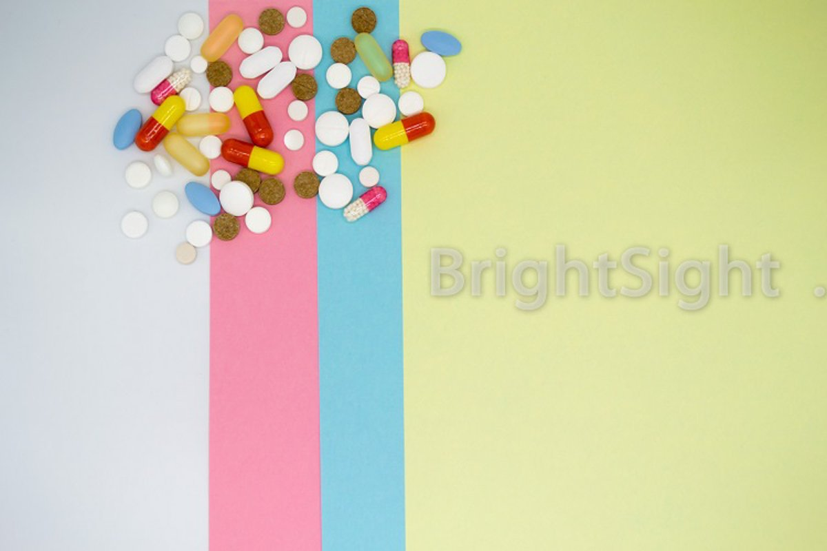 Pills & colors - 6 example image 1