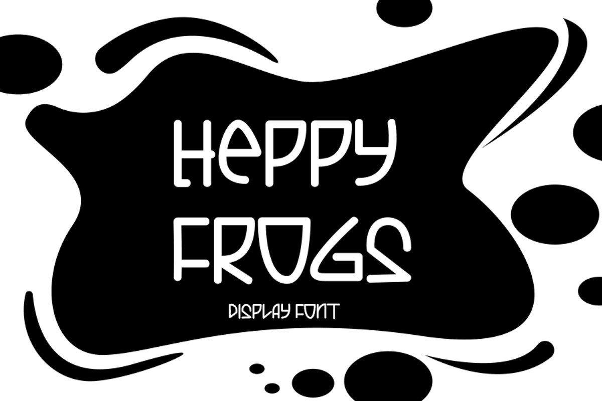 Heppy frogs example image 1