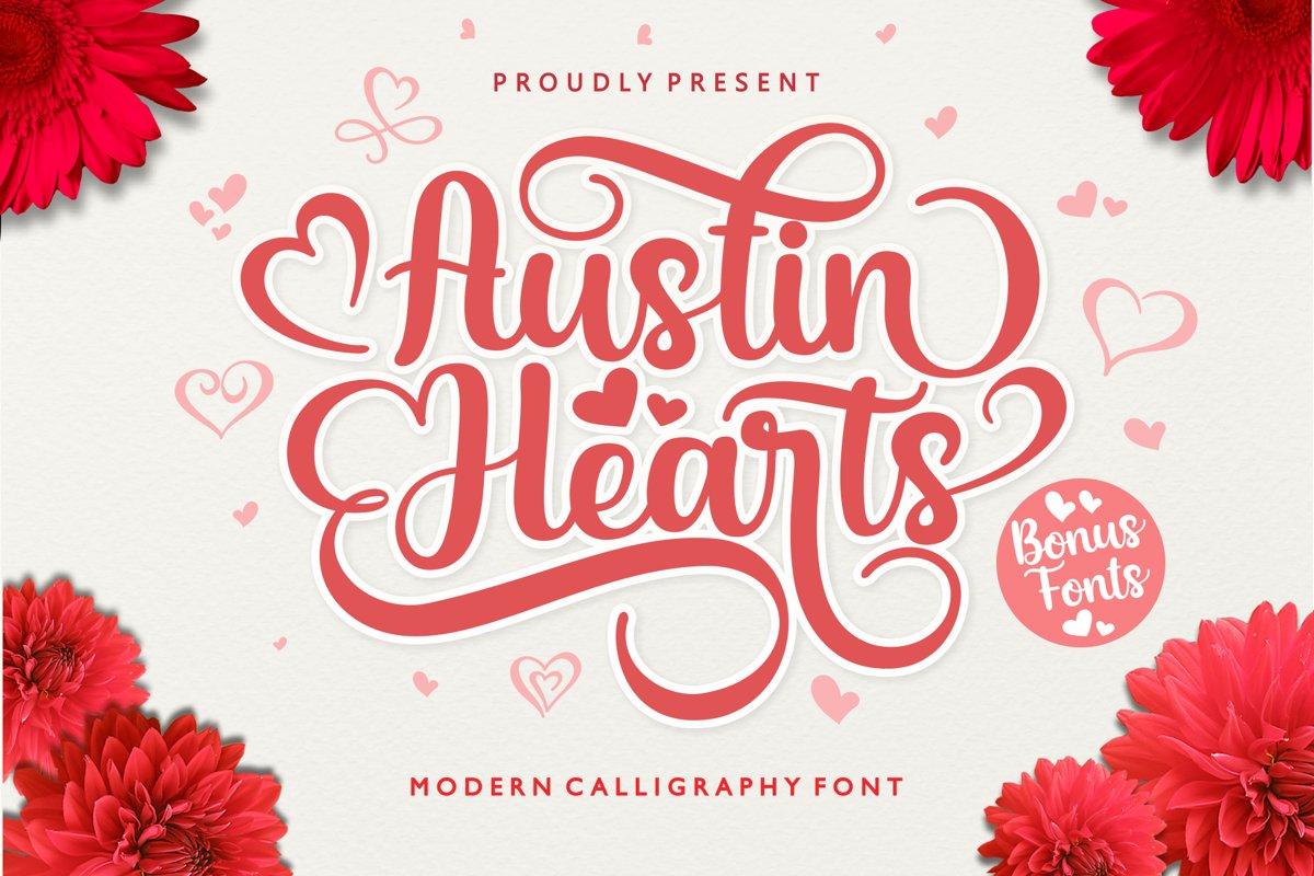 Austin Hearts example image 1