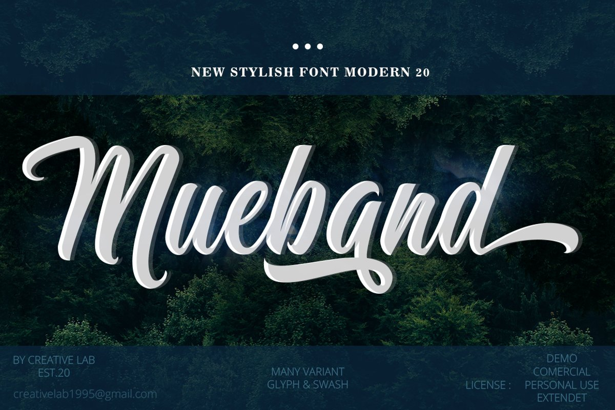 MUEBAND Script example image 1