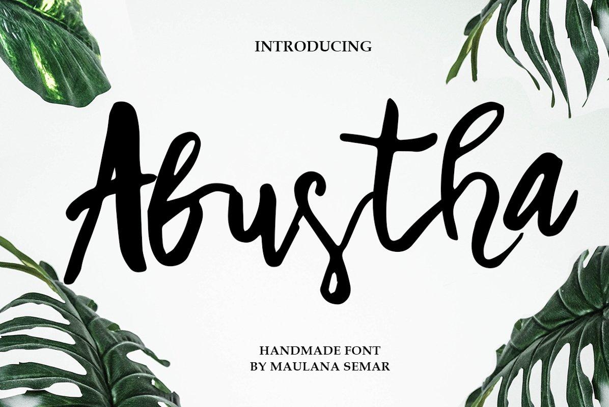 Abustha example image 1
