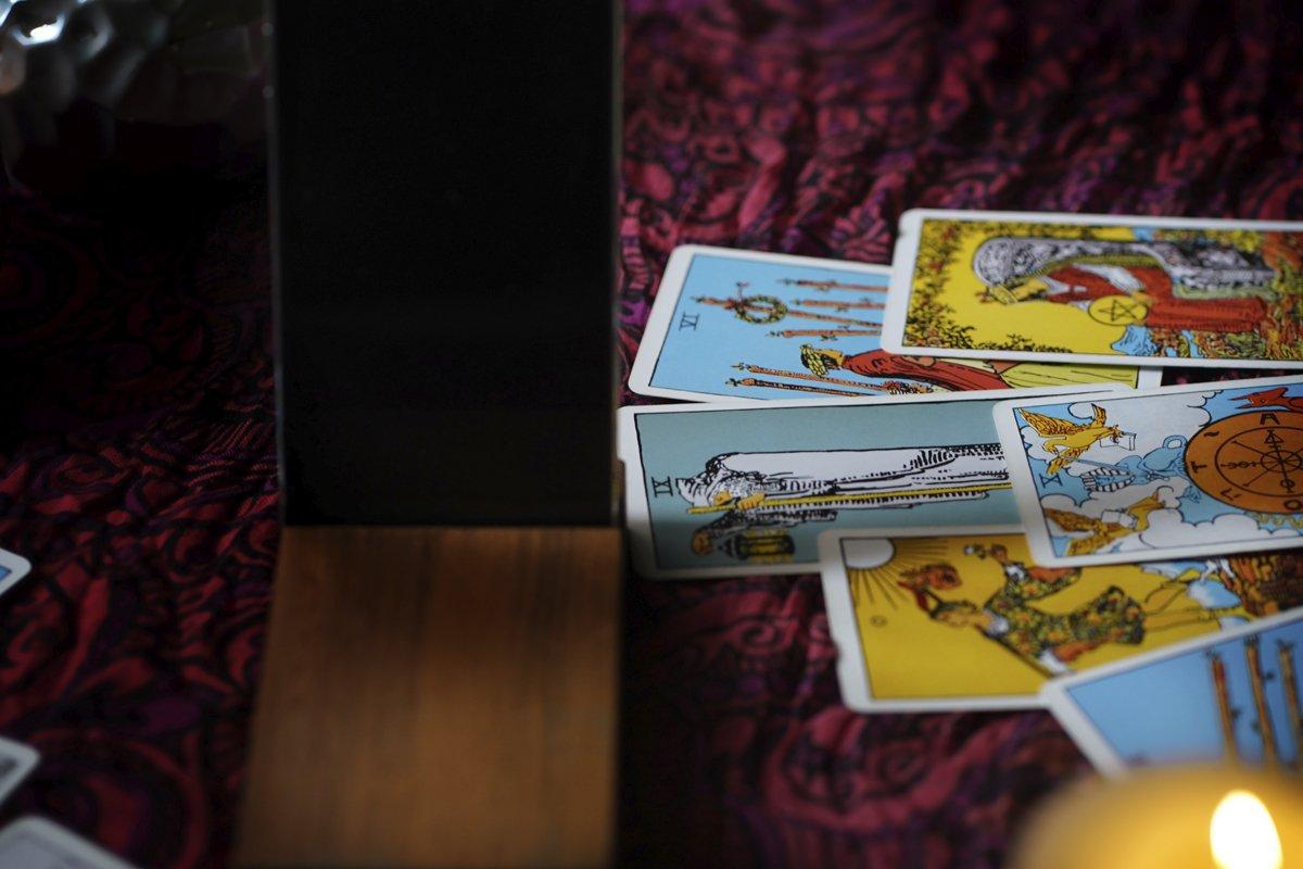 Tarot cards example image 1