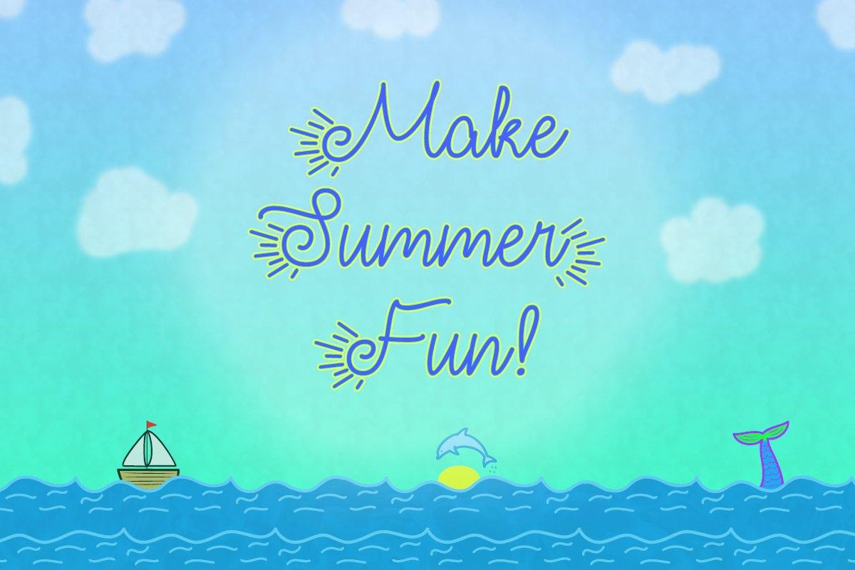 Make Summer Fun example image 1