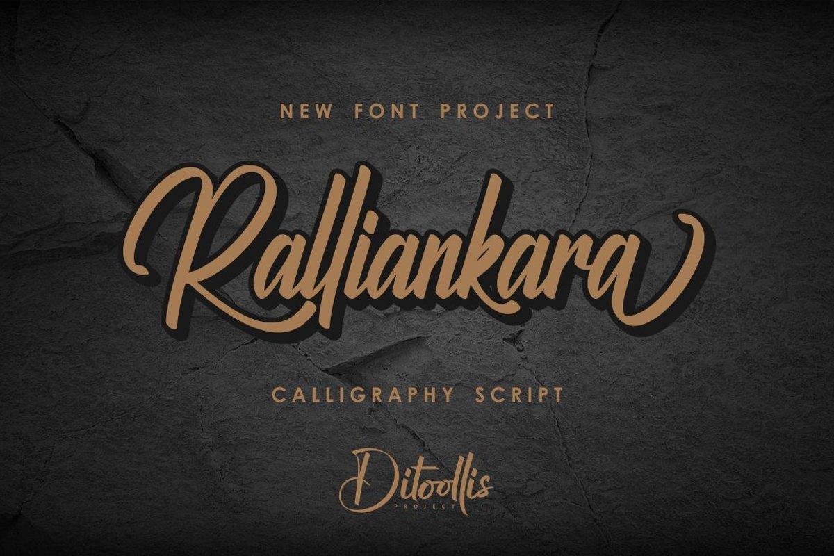 Ralliankara example image 1