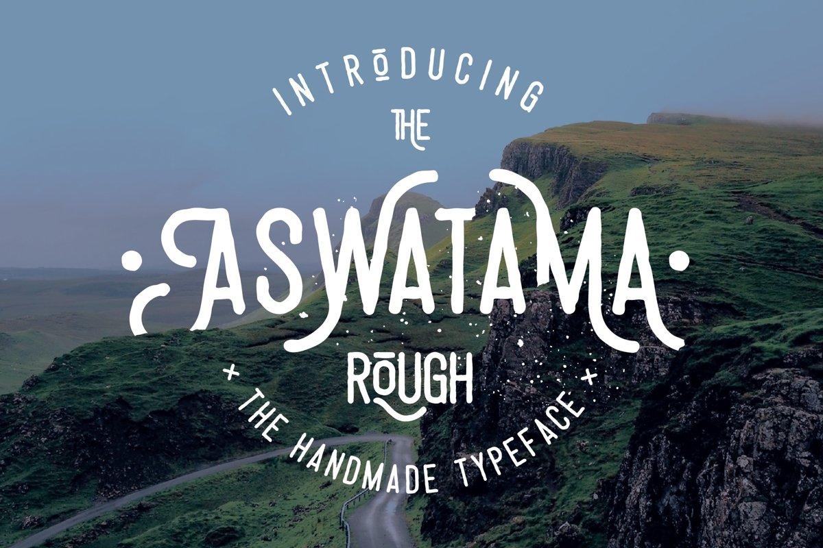 Aswatama Rough example image 1